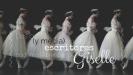 Dos cosas (y media) que los escritores podemos aprender de Giselle