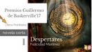 Reseña: «Despertares», Felicidad Martínez | Premios Guillermo de Baskerville'17