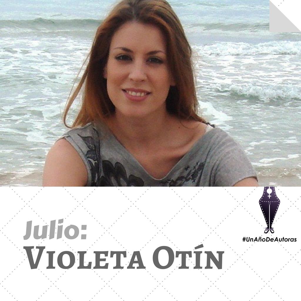 Un año de autoras: Violeta Otín - Esquinas Dobladas